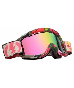 Electric EG.5 Goggles B4Bc/Bronze/Pink Chrome Lens