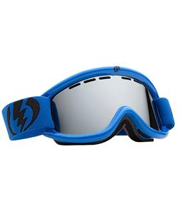 Electric EG.5 Goggles Blue/Bronze/Silver Chrome Lens