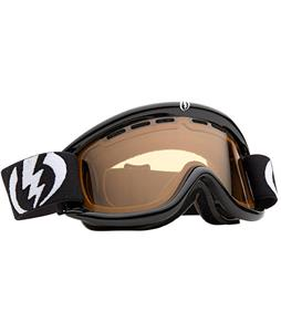 Electric EG.5 Goggles Gloss Black/Orange Lens