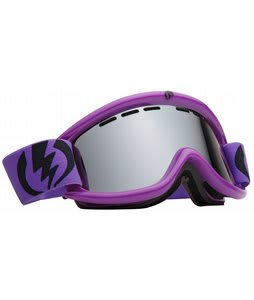 Electric EG.5 Goggles Royal Purple-Gloss/Bronze/Silver Chrome Lens