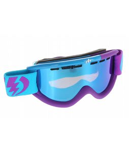 Electric EG.5 Missile Purple Bronze/Blue Chrome Lens