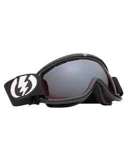 Electric EG.5S Goggles Gloss Black/Bronze/Silver Chrome Lens