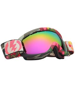 Electric EG.5S Goggles B4BC Matte/Bronze/Pink Chrome Lens