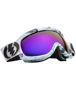 Electric EG.5S Goggles Singularity/Bronze/Blue Chrome Lens