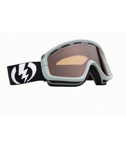 Electric EGB Goggles Charcoal Bronze Lens