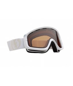 Electric EGB Goggles Gloss White Bronze Lens