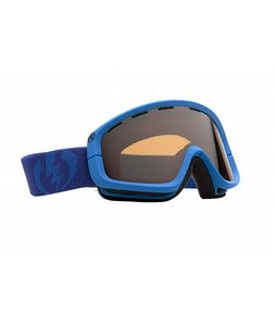 Electric EGB Goggles Matte Blue Bronze Lens