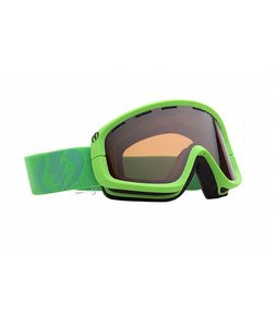 Electric EGB Goggles Matte Lime Bronze Lens