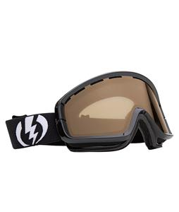 Electric EGB2 Goggles Gloss Black/Orange Lens