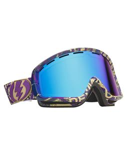 Electric EGB2 Goggles Mapulated/Bronze/Blue Chrome Lens