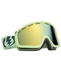 Electric EGB2 Goggles Allied Green Matte/Bronze/Gold Chrome Lens
