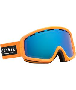 Electric EGB2 Goggles Biohazard/Bronze/Blue Chrome Lens
