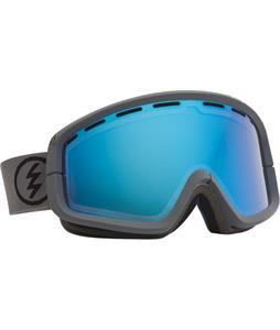Electric EGB2 Goggles Dagger/Grey/Blue Chrome + Bonus Lens