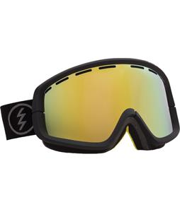 Electric EGB2 Goggles Eclipse/Grey/Gold Chrome + Bonus Lens