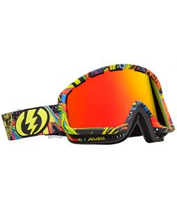 Electric EGB2 Goggles Freak Out Matte/Bronze/Red Chrome Lens