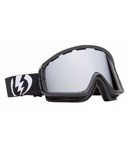 Electric EGB2 Goggles Gloss Black/Bronze/Silver Chrome Lens