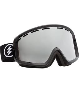 Electric EGB2 Goggles Gloss Black/Bronze/Silver Chrome And Bonus Lens