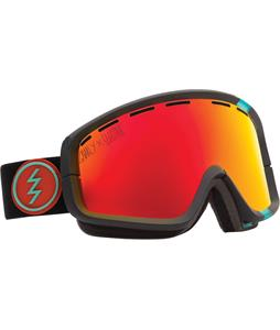 Electric EGB2 Goggles Gnarly/Bronze/Red Chrome + Bonus Lens