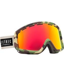 Electric EGB2 Goggles Hemp/Bronze/Red Chrome Lens