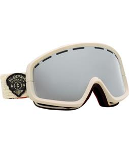 Electric EGB2 Goggles Iikka Backstrom/Bronze/Silver Chrome + Bonus Lens