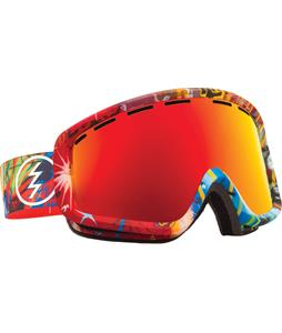 Electric EGB2 Goggles James Haun/Bronze/Red Chrome And Bonus Lens