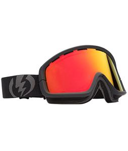 Electric EGB2 Goggles Matte Black/Bronze/Red Chrome Lens