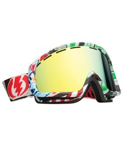 Electric EGB2 Goggles Rat Face/Bronze/Gold Chrome Lens