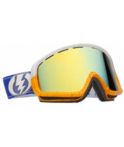 Electric EGB2 Goggles Rids Pat Moore/Bronze/Gold Chrome Lens