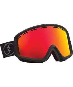 Electric EGB2 Goggles Solar/Bronze/Red Chrome And Bonus Lens