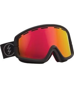 Electric EGB2 Goggles Solar/Grey/Red Chrome + Bonus Lens