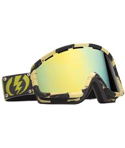 Electric EGB2 Goggles The Ton Matte/Bronze/Gold Chrome Lens