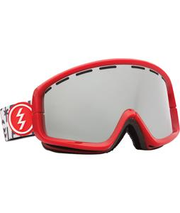 Electric EGB2 Goggles Torin Yater-Wallace/Bronze/Silver Chrome + Bonus Lens