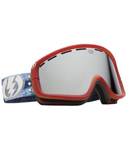 Electric EGB2 Goggles Trouble Andrew Matte/Bronze/Silver Chrome Lens