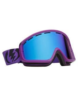 Electric EGB2 Snowboard Goggles Royal Purple-Gloss/Bronze/Blue Chrome Lens