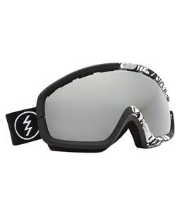 Electric EGB2S Goggles Fuck Cancer/Bronze/Silver Chrome Lens