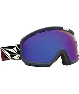 Electric EGB2S Goggles V. Co-Lab/Bronze/Blue Chrome Lens