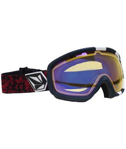 Electric EGB2S Goggles V.Co-Lab/Yellow/Blue Chrome Lens