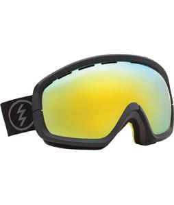 Electric EGB2S Goggles Eclipse/Grey/Gold Chrome Lens