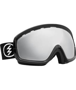 Electric EGB2S Goggles Gloss Black/Bronze/Silver Chrome + Bonus Lens