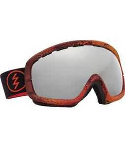 Electric EGB2S Goggles Pat Moore/Bronze/Silver Chrome Lens
