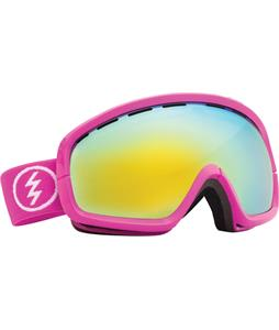 Electric EGB2S Goggles Punk Pink/Bronze/Gold Chrome Lens
