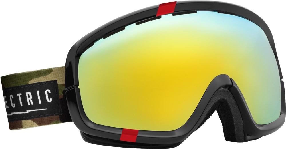 electronic ski goggles  Electric EGB2S Ski Snowboard Goggles Mirror Plus Green Lens