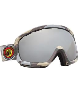 Electric EGB2S Goggles Snow Camo/Bronze/Silver Chrome Lens