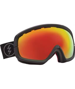 Electric EGB2S Goggles Solar/Grey/Red Chrome Lens