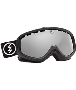 Electric EGK Goggles Gloss Black/Bronze/Silver Chrome Lens