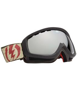 Electric EGK Goggles Iikka Backstrom/Bronze/Silver Chrome Lens