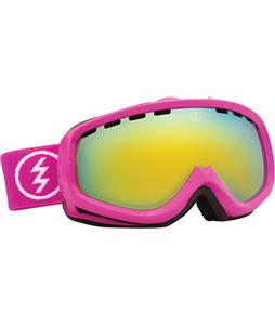 Electric EGK Goggles Punk Pink/Bronze/Gold Chrome Lens