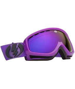 Electric EGK Goggles Royal Purple/Bronze/Blue Chrome Lens