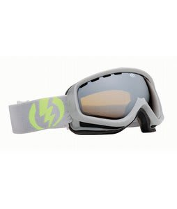 Electric EGK Goggles Grey/Bronze Silver Chrome Lens