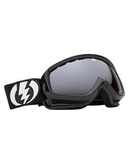 Electric EGK Goggles Gloss Black/Bronze/Silver Chrome Lens